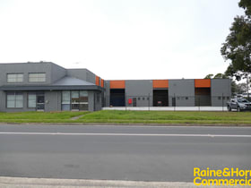 Factory, Warehouse & Industrial commercial property for lease at Norwich Road Ingleburn NSW 2565