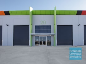 Factory, Warehouse & Industrial commercial property for lease at 20/31-79 Paisley Dr Lawnton QLD 4501