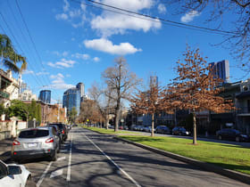 Serviced Offices commercial property for lease at 198 DRUMMOND STREET Carlton VIC 3053