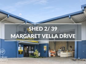 Factory, Warehouse & Industrial commercial property for lease at 2/39 Margaret Vella Drive Paget QLD 4740