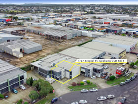 Factory, Warehouse & Industrial commercial property for lease at 1/27 Kingtel Place Geebung QLD 4034