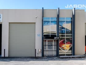 Factory, Warehouse & Industrial commercial property for lease at 10/39 Barrie Road Tullamarine VIC 3043
