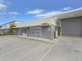 Factory, Warehouse & Industrial commercial property for lease at 2/29 Mustang Drive Rutherford NSW 2320