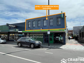 Offices commercial property for lease at Level 1/51 Atherton Road Oakleigh VIC 3166