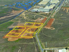 Development / Land commercial property for sale at 2,3,10,11,19,20 & 21 Grand Trunkway Estate Port Adelaide SA 5015