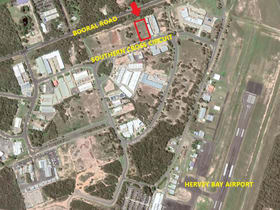 Development / Land commercial property for sale at 5 Southern Cross Circuit Urangan QLD 4655