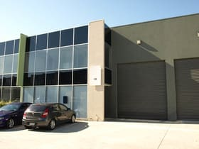 Factory, Warehouse & Industrial commercial property sold at 10/52 Corporate Boulevard Bayswater VIC 3153