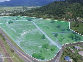 Development / Land commercial property for sale at Bruce Highway Babinda QLD 4861