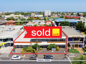 Development / Land commercial property sold at 87-91 Paisley Street & 42 Pickett Street Footscray VIC 3011
