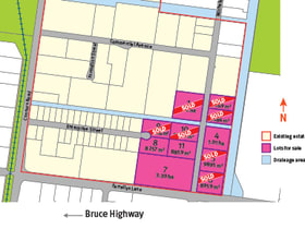 Development / Land commercial property for sale at Michelmore Street Paget QLD 4740