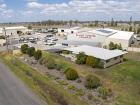 Industrial / Warehouse commercial property for sale at Lot 11 Commodity Court Dalby QLD 4405
