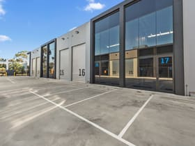 Industrial / Warehouse commercial property for sale at Workspace Brooklyn/17 - 21 Export Drive Yarraville VIC 3013