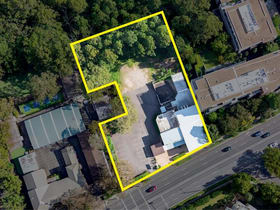 Development / Land commercial property for sale at 1496 Pacific Highway Warrawee NSW 2074