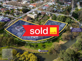 Development / Land commercial property for sale at 2A + 2B Cunningham Street Northcote VIC 3070