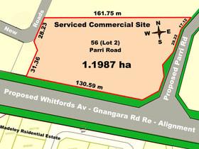 Development / Land commercial property for sale at 56 Parri Road Wangara WA 6065