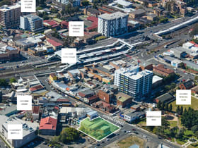 Development / Land commercial property for sale at 32-34 Joseph Street, 1 Vaughan Street Lidcombe NSW 2141