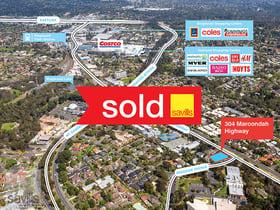 Development / Land commercial property for sale at 304 Maroondah Highway Ringwood VIC 3134