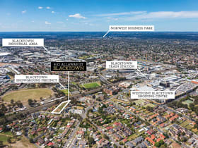 Development / Land commercial property for sale at 8-10 Allawah Street Blacktown NSW 2148