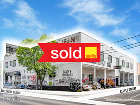 Offices commercial property sold at 2-12 Alexandra Parade Clifton Hill VIC 3068