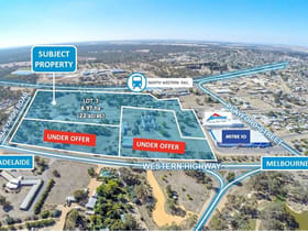 Development / Land commercial property for sale at Lot 3/1-7 Horsham Road Stawell VIC 3380