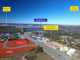 Development / Land commercial property for sale at 26 - 30 Broadwater Avenue Hope Island QLD 4212