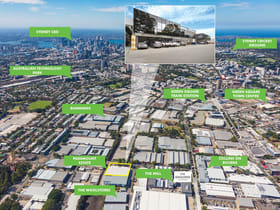 Industrial / Warehouse commercial property sold at 6-8 Huntley Street Alexandria NSW 2015