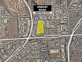 Development / Land commercial property for sale at 33-42 Lindsay Road Lonsdale SA 5160