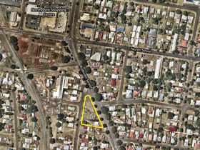 Development / Land commercial property for sale at 151-155 Ruthven Street North Toowoomba QLD 4350