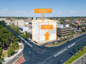 Development / Land commercial property sold at 2-4 Atherton Rd Oakleigh VIC 3166