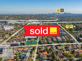 Development / Land commercial property sold at 553-555 Burke Road Camberwell VIC 3124