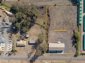 Factory, Warehouse & Industrial commercial property for sale at 503-509 South Street Harristown QLD 4350