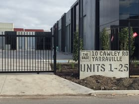 Industrial / Warehouse commercial property for sale at 44/10 Cawley Road Yarraville VIC 3013