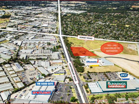 Development / Land commercial property for sale at 183 - 185 Canterbury Road Bayswater North VIC 3153