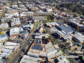 Shop & Retail commercial property sold at 170-172 Lyttleton Terrace Bendigo VIC 3550