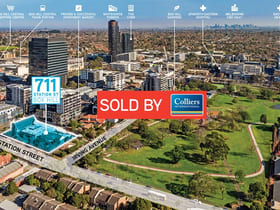 Development / Land commercial property sold at 711 Station Street Box Hill VIC 3128