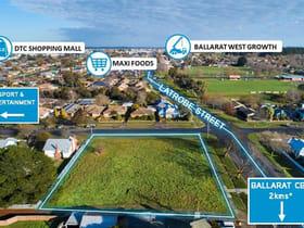 Development / Land commercial property for sale at 403 Latrobe Street Redan VIC 3350