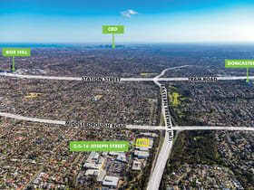 Industrial / Warehouse commercial property sold at 6-16 Joseph Street Blackburn VIC 3130