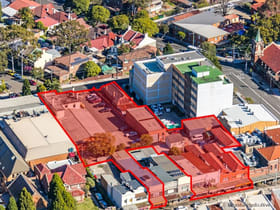 Development / Land commercial property for sale at 188, 194, 196, 198-200 Liverpool Road & 75, 81 Norton Street Ashfield NSW 2131
