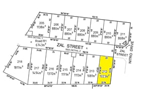 Development / Land commercial property sold at Lot 212 Holland  Drive Melton VIC 3337