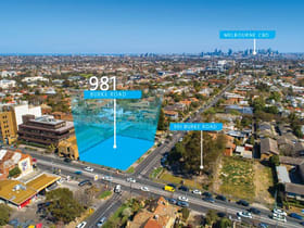 Development / Land commercial property sold at 981 Burke Road Camberwell VIC 3124