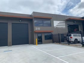 Industrial / Warehouse commercial property for sale at 2&3/12 Suffolk Street Capel Sound VIC 3940
