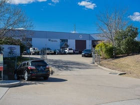 Factory, Warehouse & Industrial commercial property for lease at 2/14 Sovereign Place South Windsor NSW 2756