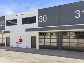 Factory, Warehouse & Industrial commercial property sold at Unit 30/329-337 Bay Road Cheltenham VIC 3192