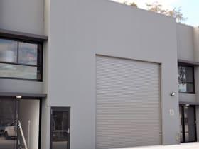Industrial / Warehouse commercial property sold at Unit 13/8 Production Avenue Molendinar QLD 4214