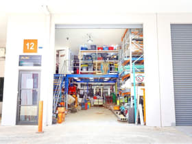 Factory, Warehouse & Industrial commercial property sold at 12/9 Salisbury Road Castle Hill NSW 2154