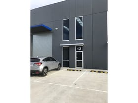 Industrial / Warehouse commercial property sold at 13/1 Network Drive Truganina VIC 3029