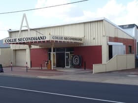 Retail commercial property for sale at 136 Forrest Street Collie WA 6225