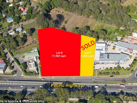 Development / Land commercial property for sale at L6/3731-3735 Pacific Highway Slacks Creek QLD 4127