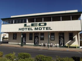 Hotel / Leisure commercial property for sale at 18 Capella Street Clermont QLD 4721