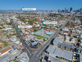 Development / Land commercial property for sale at 318-324 Charles Street North Perth WA 6006